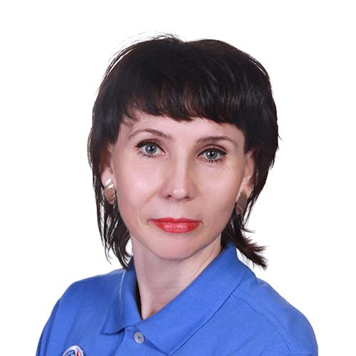 Нестеренко Анжела Владимировна
