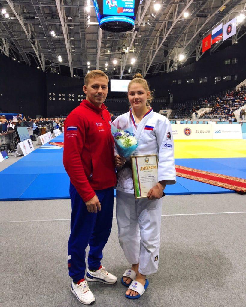 Орлова и Кочетов