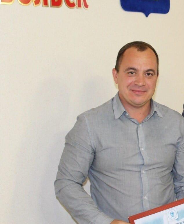 Сухарев Алексей Николаевич